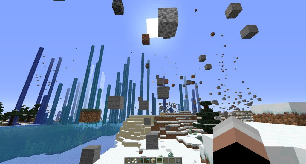 Minecraft Java Mod Using Bukkit Spigot Addshore